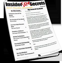 Insider Sex Secrets